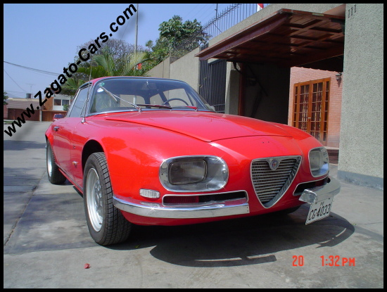 Alfa Romeo And Lancia Zagato Register Information Site