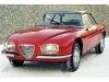 Alfa Romeo 2600 SZ Zagato # 856019