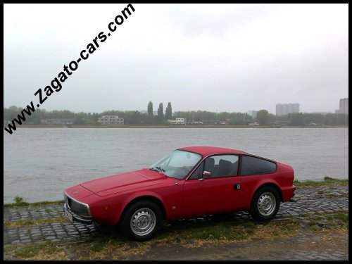 Added photograph to Alfa Romeo Junior Zagato 1300 1800914