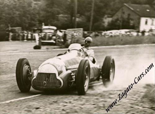1947 Alfa Romeo Alfetta 158 Formula 1