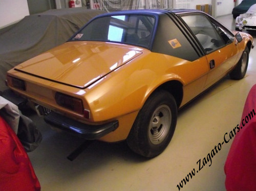 Updated the page for the 1972 Fiat 132 Aster Zagato