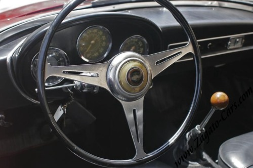 Lancia Appia Zagato Register