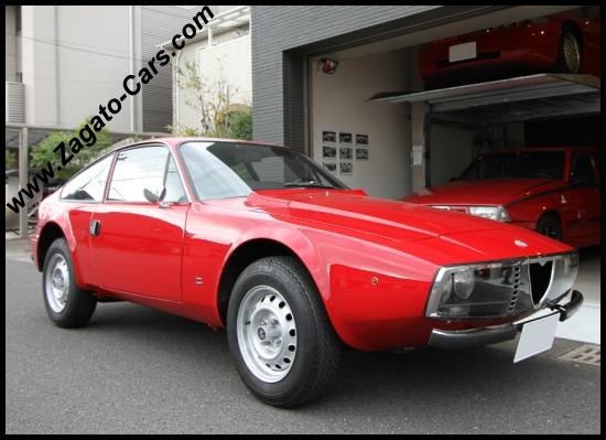 Alfa Romeo Junior Zagato 1300 1800055