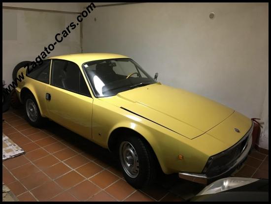 Alfa Romeo Junior Zagato 1300 1800202