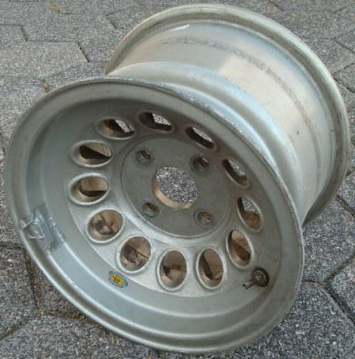 Alfa Romeo Tz Tipo Campagnolo Wheels L