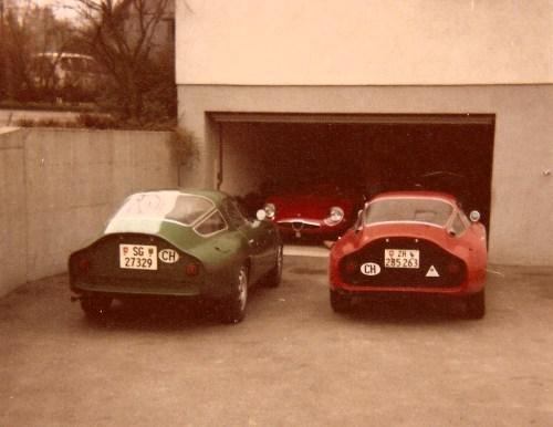 Alfa romeo tz 750032 for Garage specialiste alfa romeo