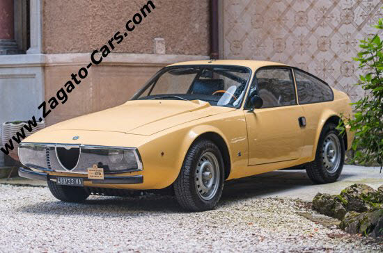 Updated ownership details on Alfa Romeo Junior Zagato 1300 1800425