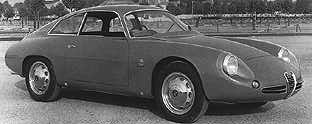 Giulietta Sprint Zagato (7126 Bytes)