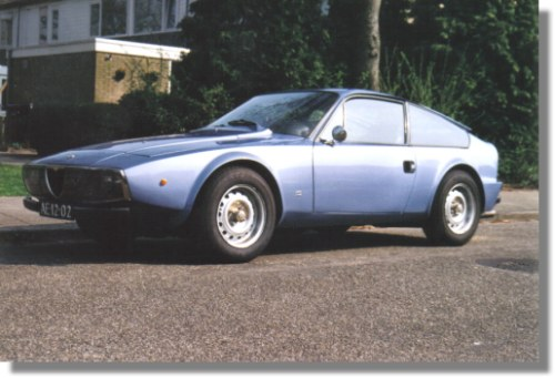 Alfa Romeo Junior Zagato 1300 1800307