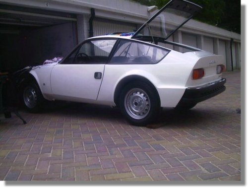 Alfa Romeo Junior Zagato # 1800521
