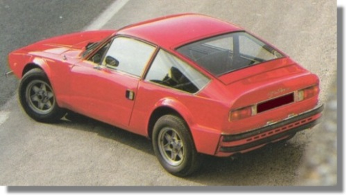 Alfa Romeo Junior Zagato # 1800532