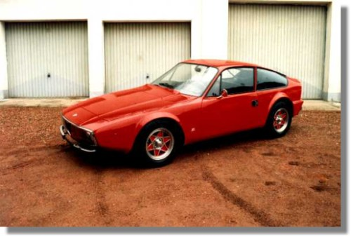 Alfa Romeo Junior Zagato 1300 # 1800577