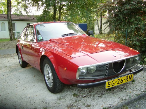 Alfa Romeo Junior Zagato 1300 # 1800611