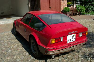 Alfa Romeo Junior Zagato 1300 # 1800844