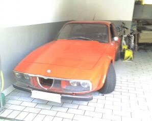 Alfa Romeo Junior Zagato 1300 # 1800857