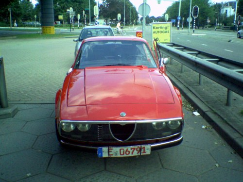 Alfa Romeo Junior Zagato 1300 # 1800983
