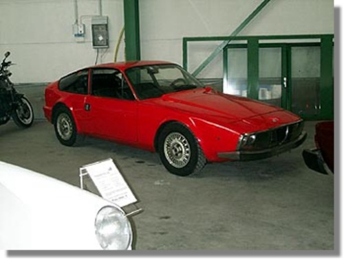 Alfa Romeo Junior Zagato 1300 # 1800663