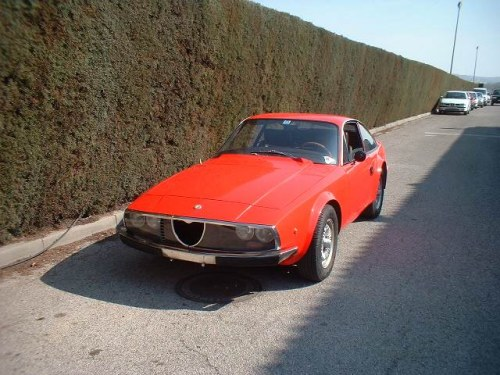 Alfa Romeo Junior Zagato 1600 # 3060045