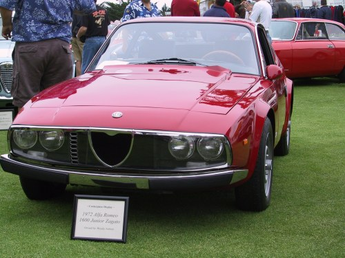 Alfa Romeo Junior Zagato 1600 # 3060048