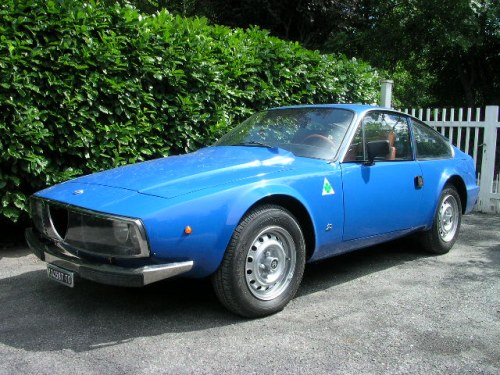 Alfa Romeo Junior Zagato 1600 # 3060075