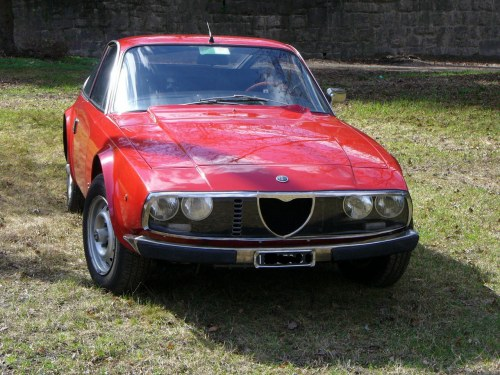 Alfa Romeo Junior Zagato 1600