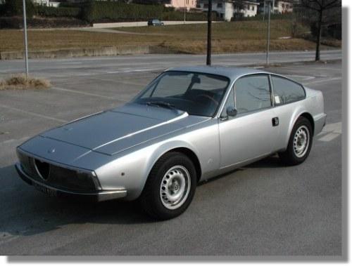 Alfa Romeo Junior Zagato 1600 # 3060139