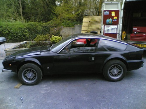 Alfa Romeo Junior Zagato 1600 # 3060150