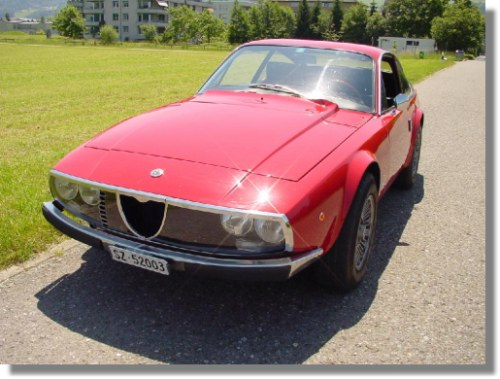 Alfa Romeo Junior Zagato 1600 # 3060152