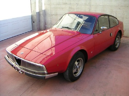 Alfa Romeo Junior Zagato 1600 # 3060227