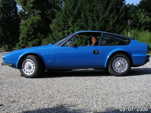 Alfa Romeo Junior Zagato 1600 # 3060244